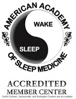 American Academy Of Sleep Medicine Accredited Member, Feeling Great SleepCenter, NC